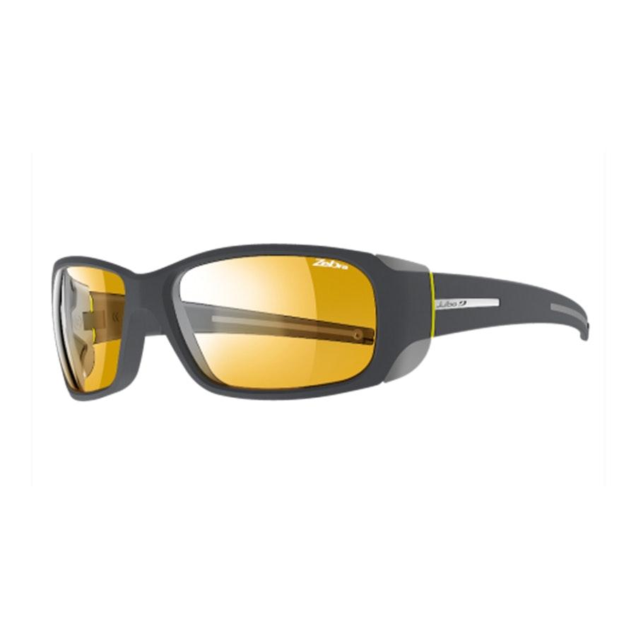 MonteBianco: Yellow/Gray –Zebra (+ $40)