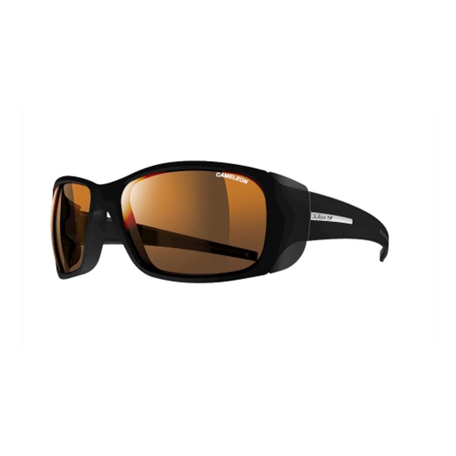 MonteRosa: Matte Black/Black – Camel (+ $50)