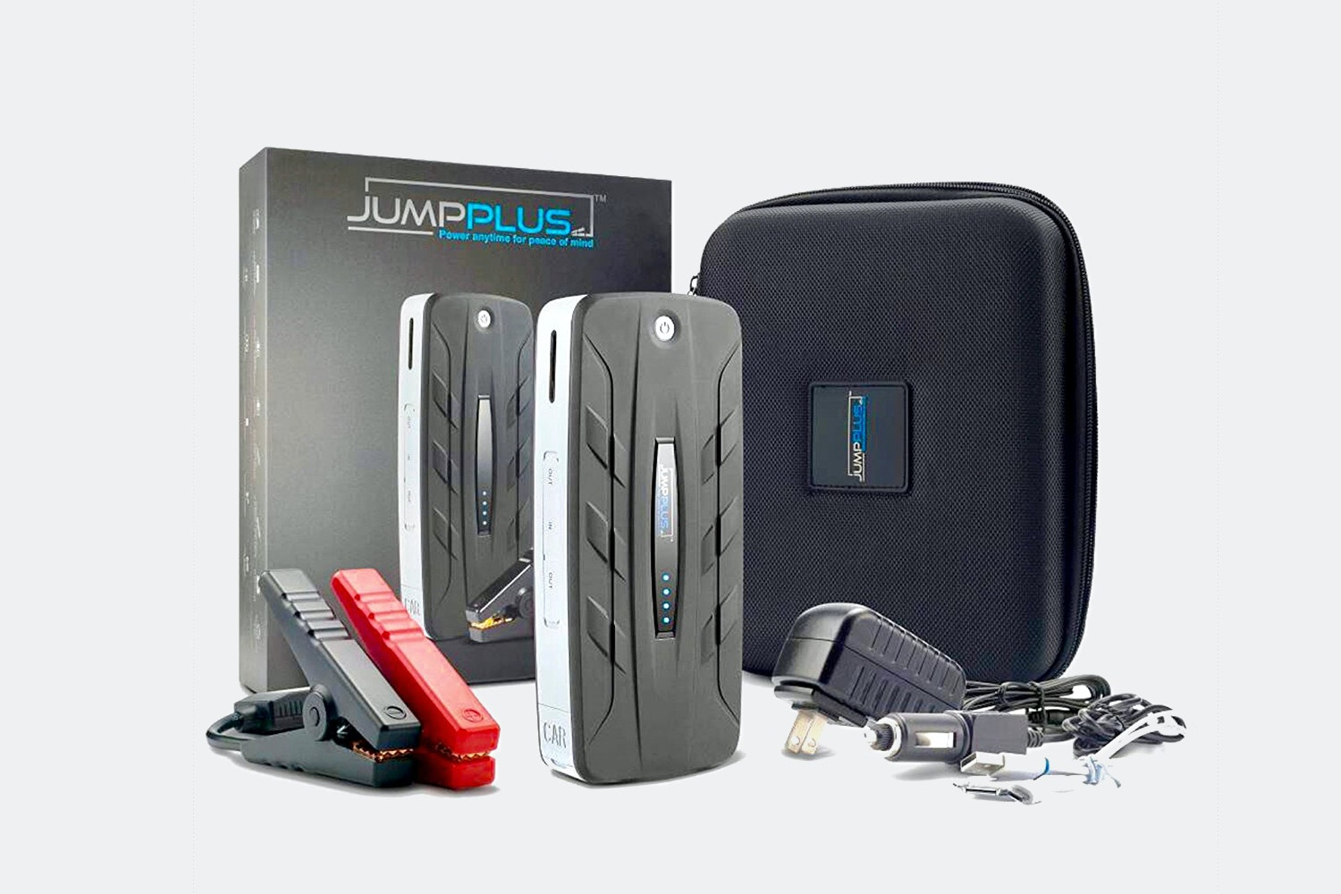Jumpplus Portable V8 Car Jump-Starter