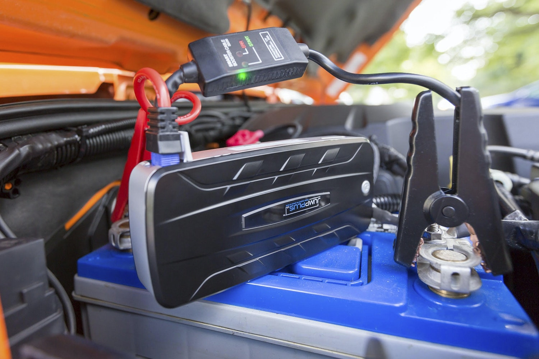 Jumpplus Portable V8 Car Jump-Starter