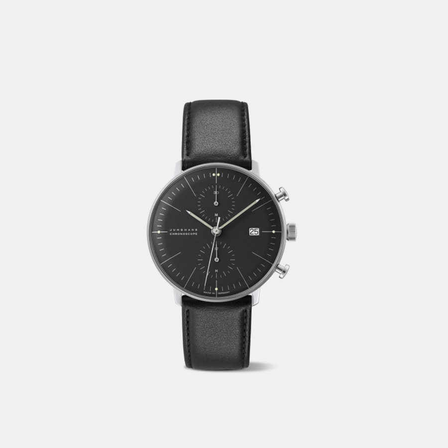 Junghans Max Bill Chronoscope Watch