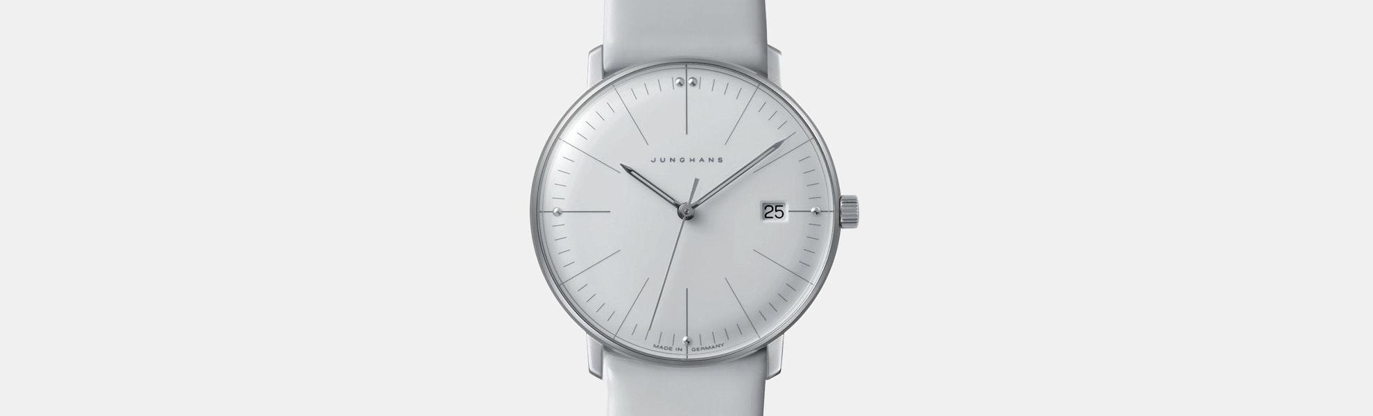 Junghans Max Bill Quartz Ladies' Watch