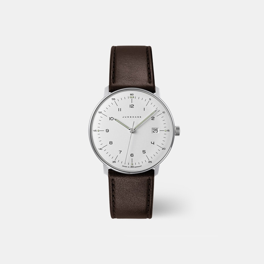 Junghans Max Bill Quartz Watch