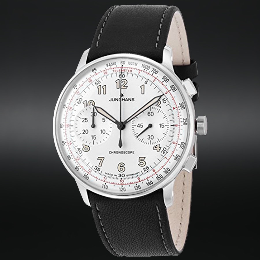 Junghans Meister Chronograph Watches