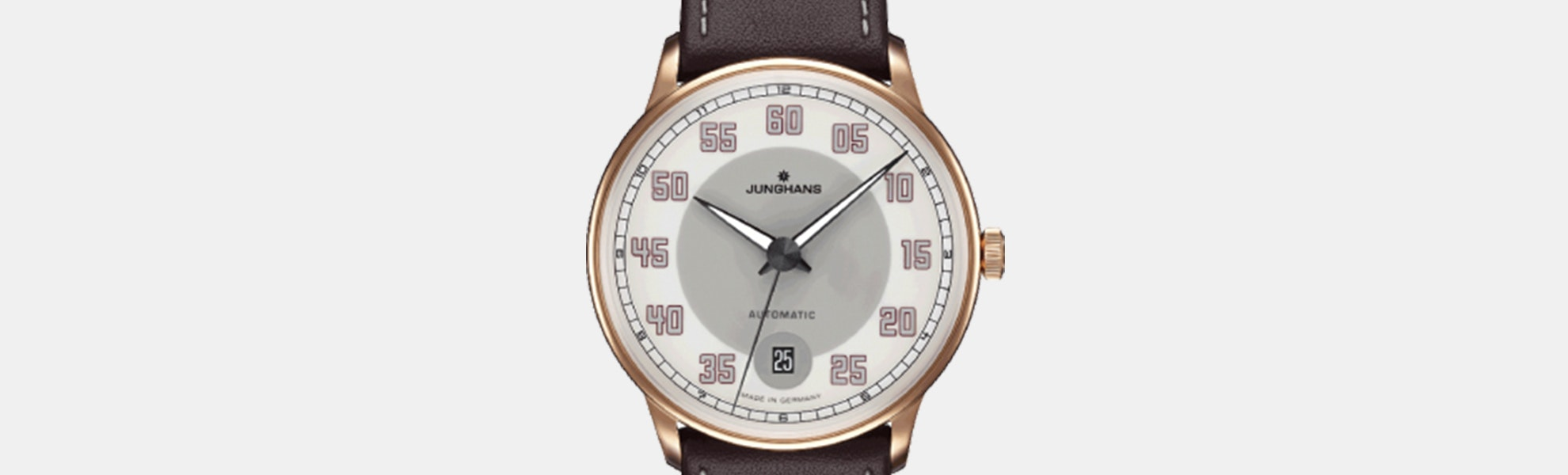 Junghans Meister Driver Automatic Watch