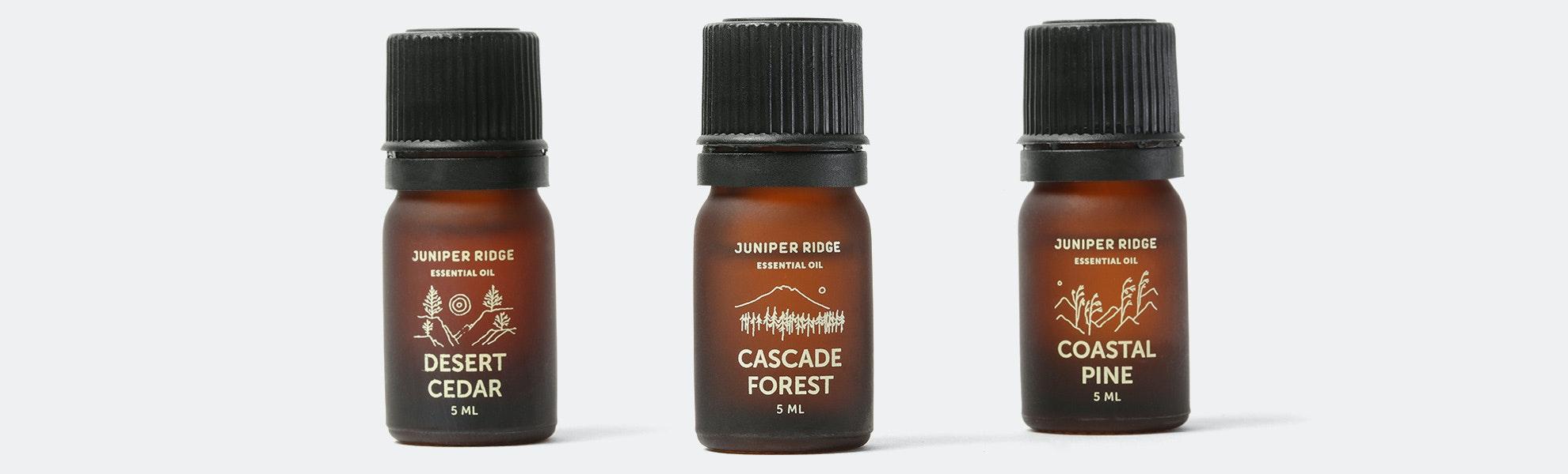 Juniper Ridge Essential Oils (3-Pack)