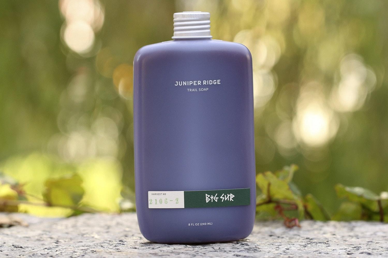Juniper Ridge Trail Soap