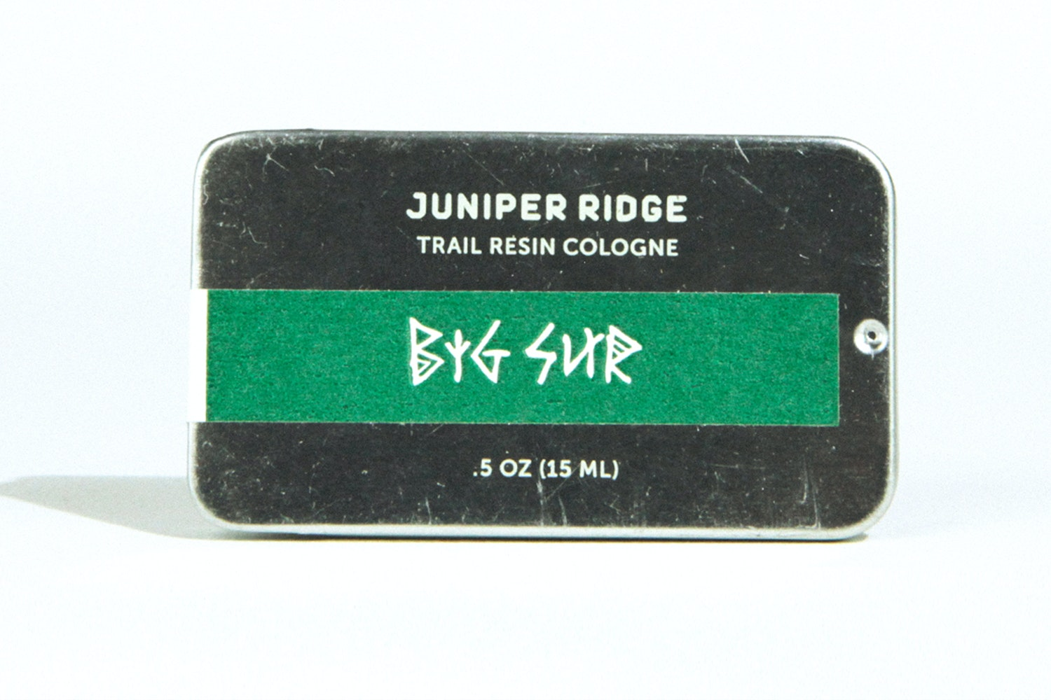 Juniper Ridge Trail Resin Cologne