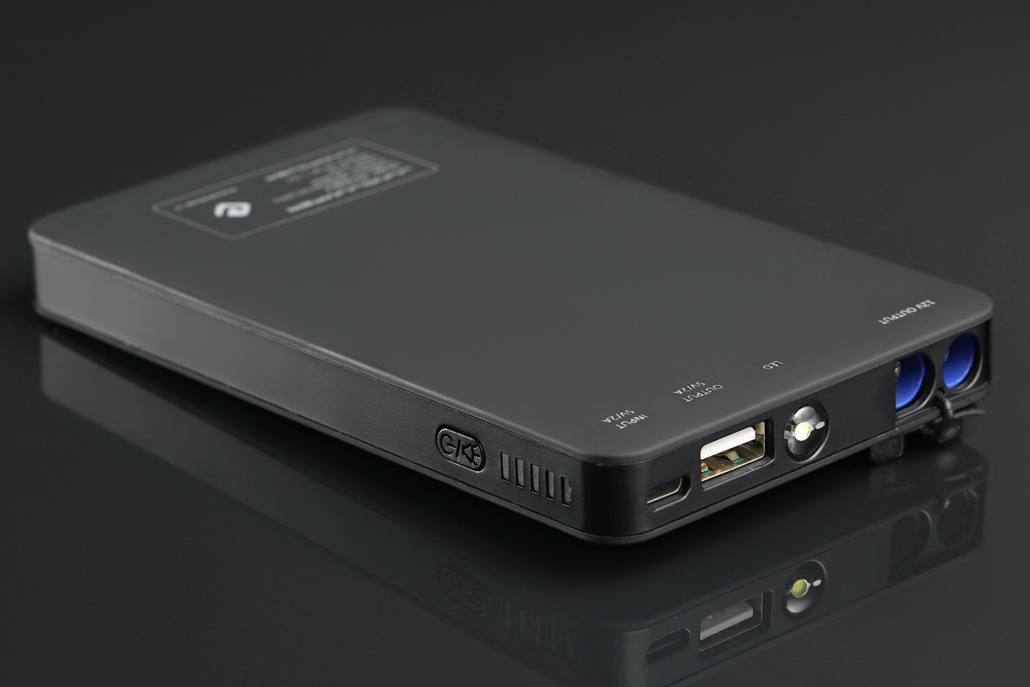 Juno Power Jumper Powerbank & Jump Starter