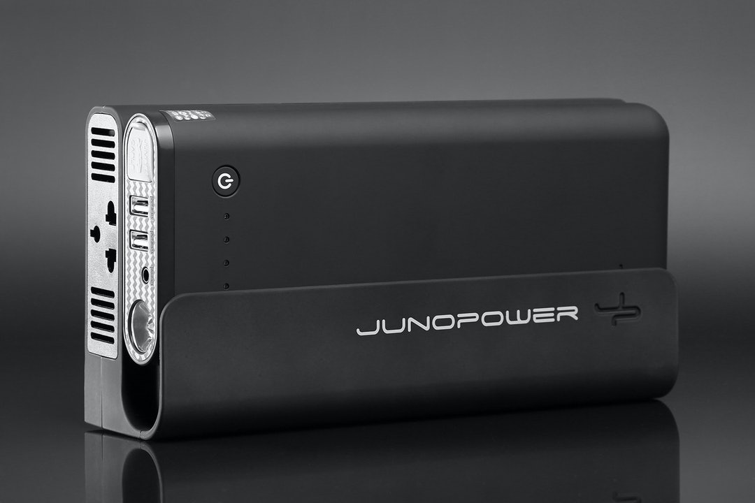 Juno Power Jumper Powerbank & Jump Starter