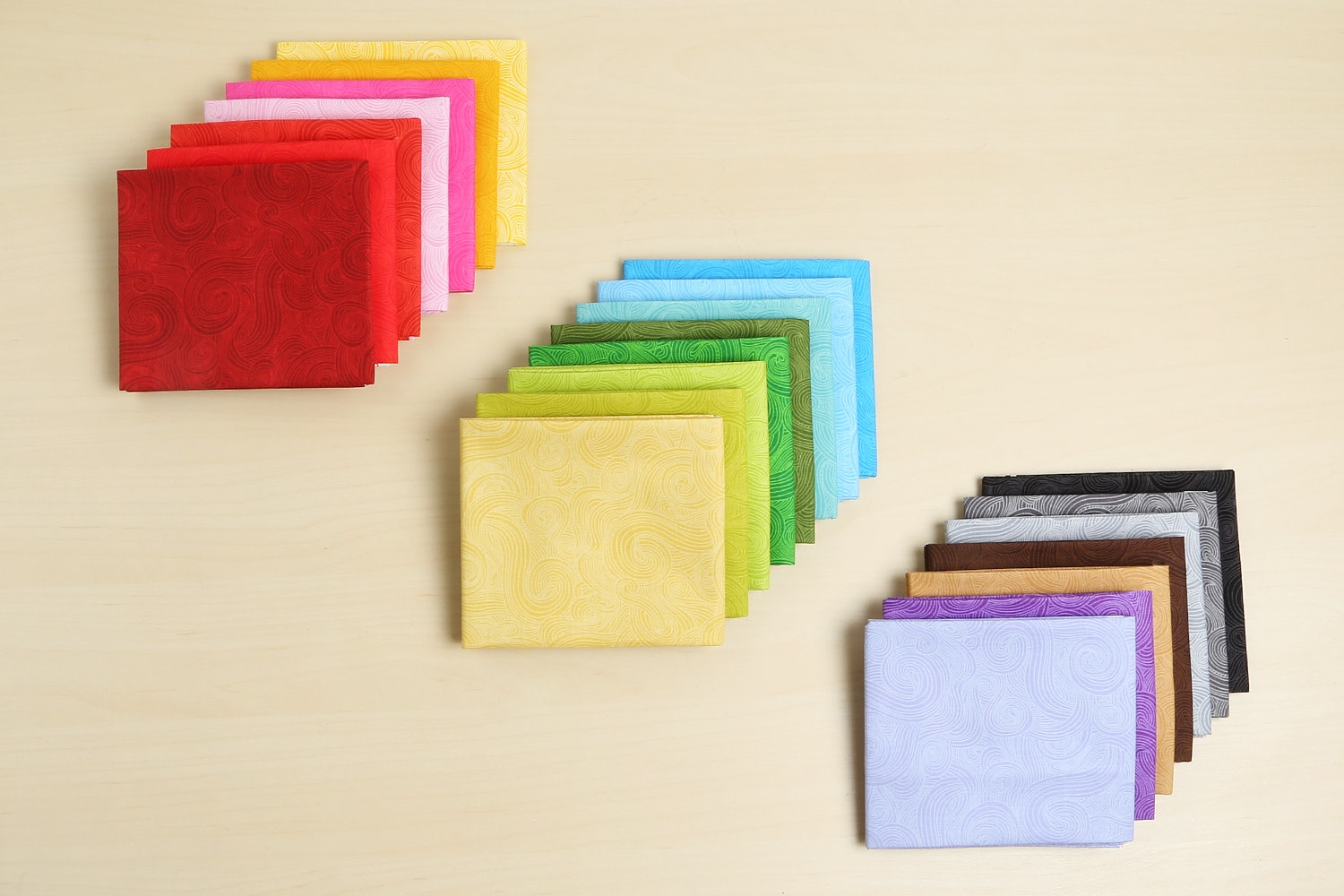 Just Color Fat Quarter Bundle