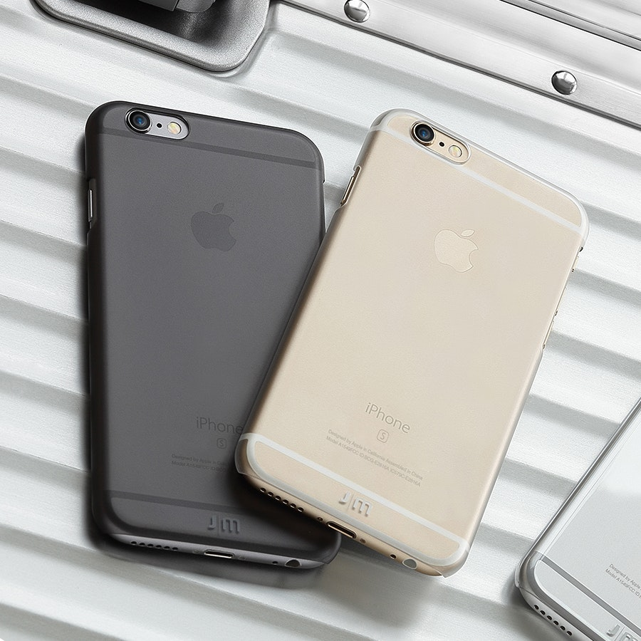 Just Mobile TENC™ iPhone 6/6 Plus Case Bundle