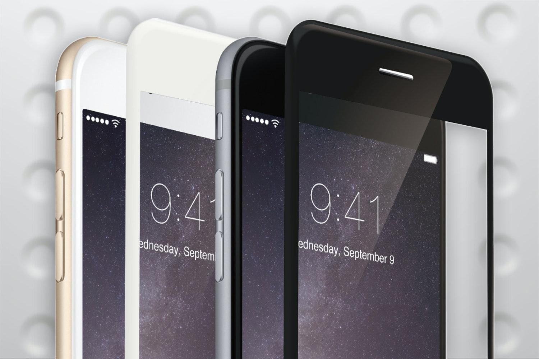 Just Mobile TENC™ iPhone 6/6 Plus Case Bundle