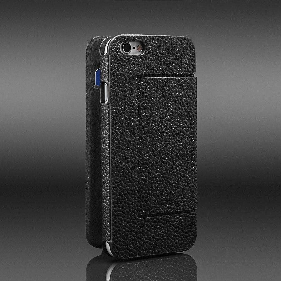Just Mobile Quattro Folio iPhone Case