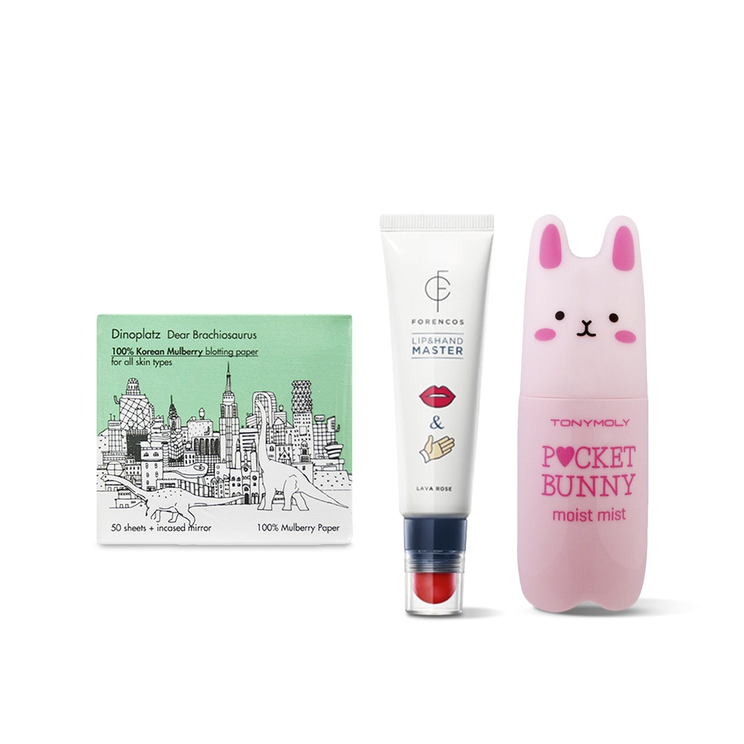 K-Beauty On-the-Go Kit
