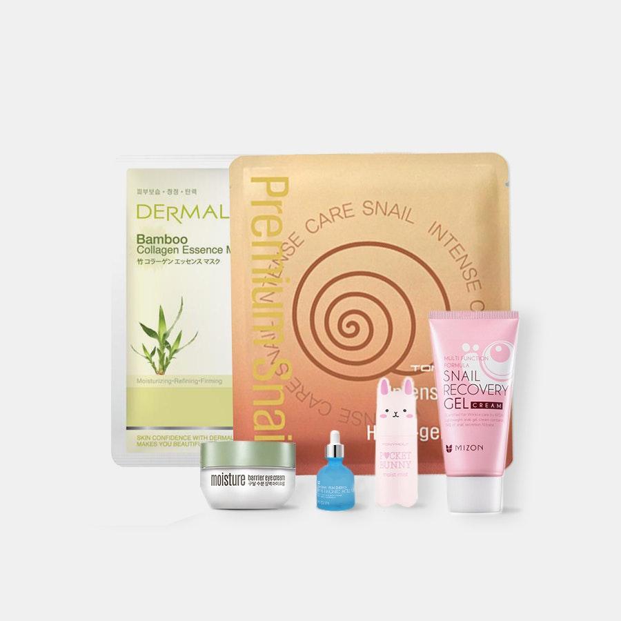 K-Beauty Winter Survival Kit