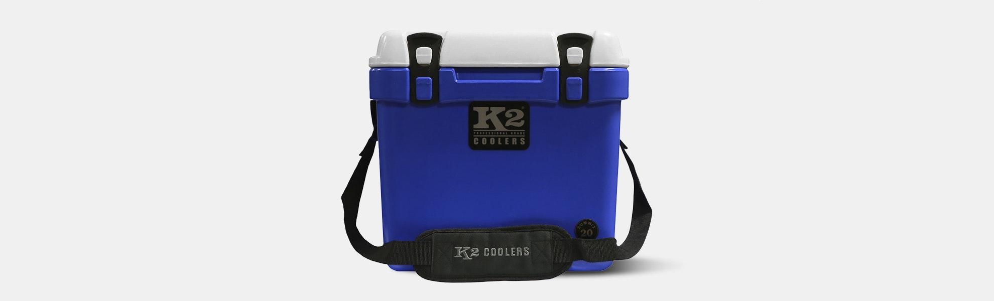 K2 Summit 20-QT Cooler