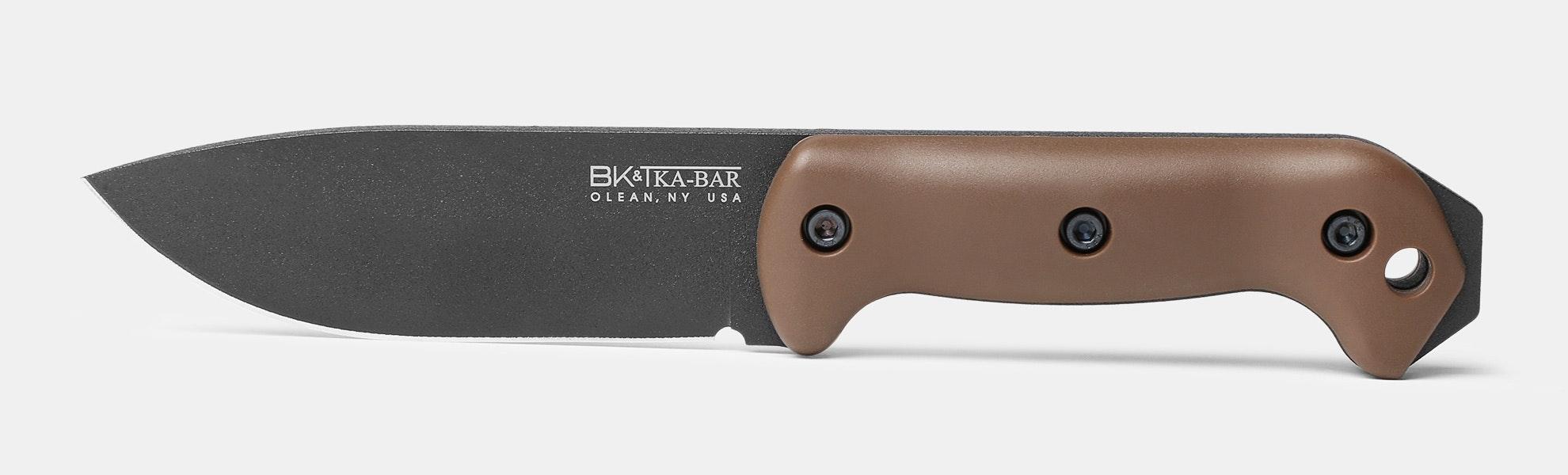 KA-BAR Becker BK2 Campanion Knife (Flat Dark Earth)