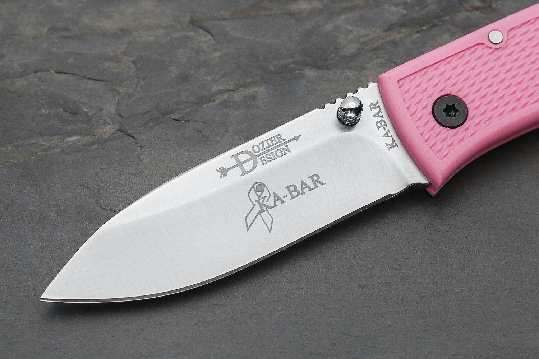 KA-BAR Dozier Folding Hunter Knife
