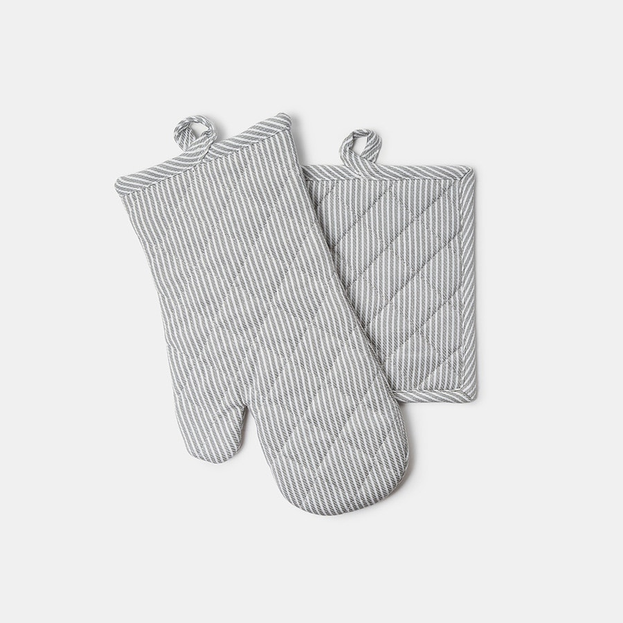KAF Oven Mitt and Pot Holder