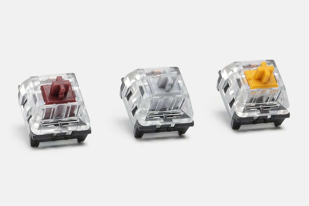 Kailh Speed MX Mechanical Switches