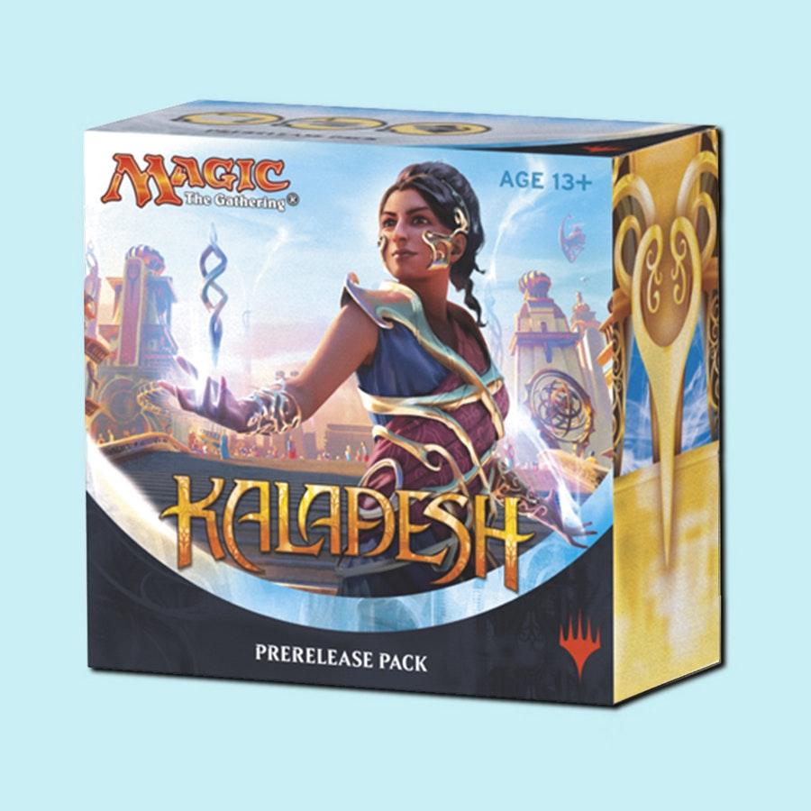 Kaladesh Prerelease Kit