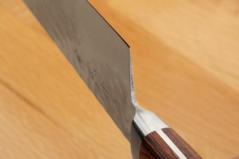 Kanemoto VG-10 Damascus Santoku Knife