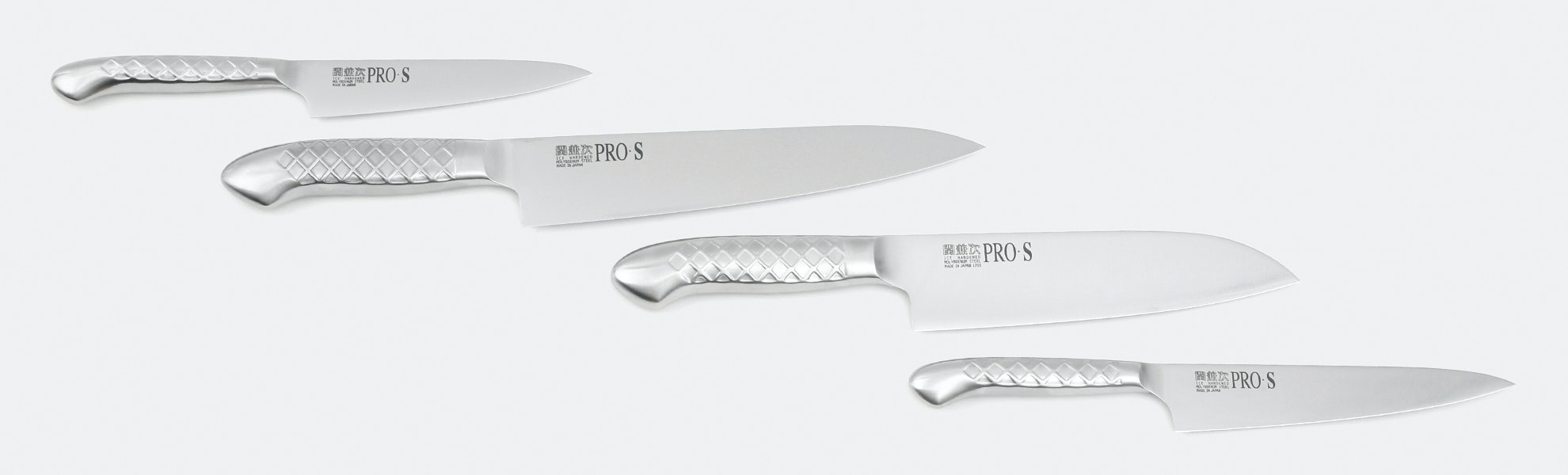 Kanetsugu Pro-S Kitchen Knives