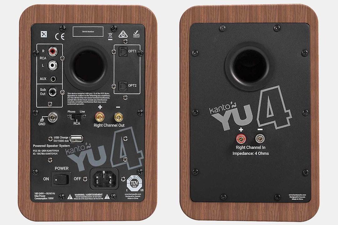 Kanto YU4 Powered Speakers