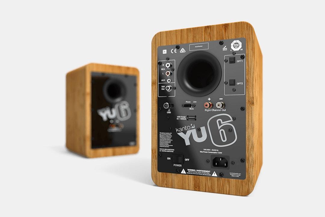 Kanto YU6 Powered Speakers