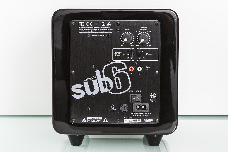 Kanto SUB6 Subwoofer