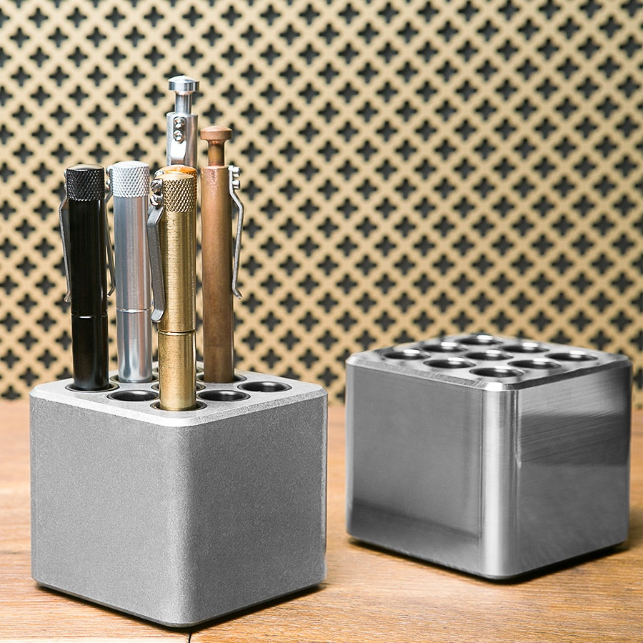 Karas Kustoms CUBE Pen Holder  Price & Reviews  Drop (formerly