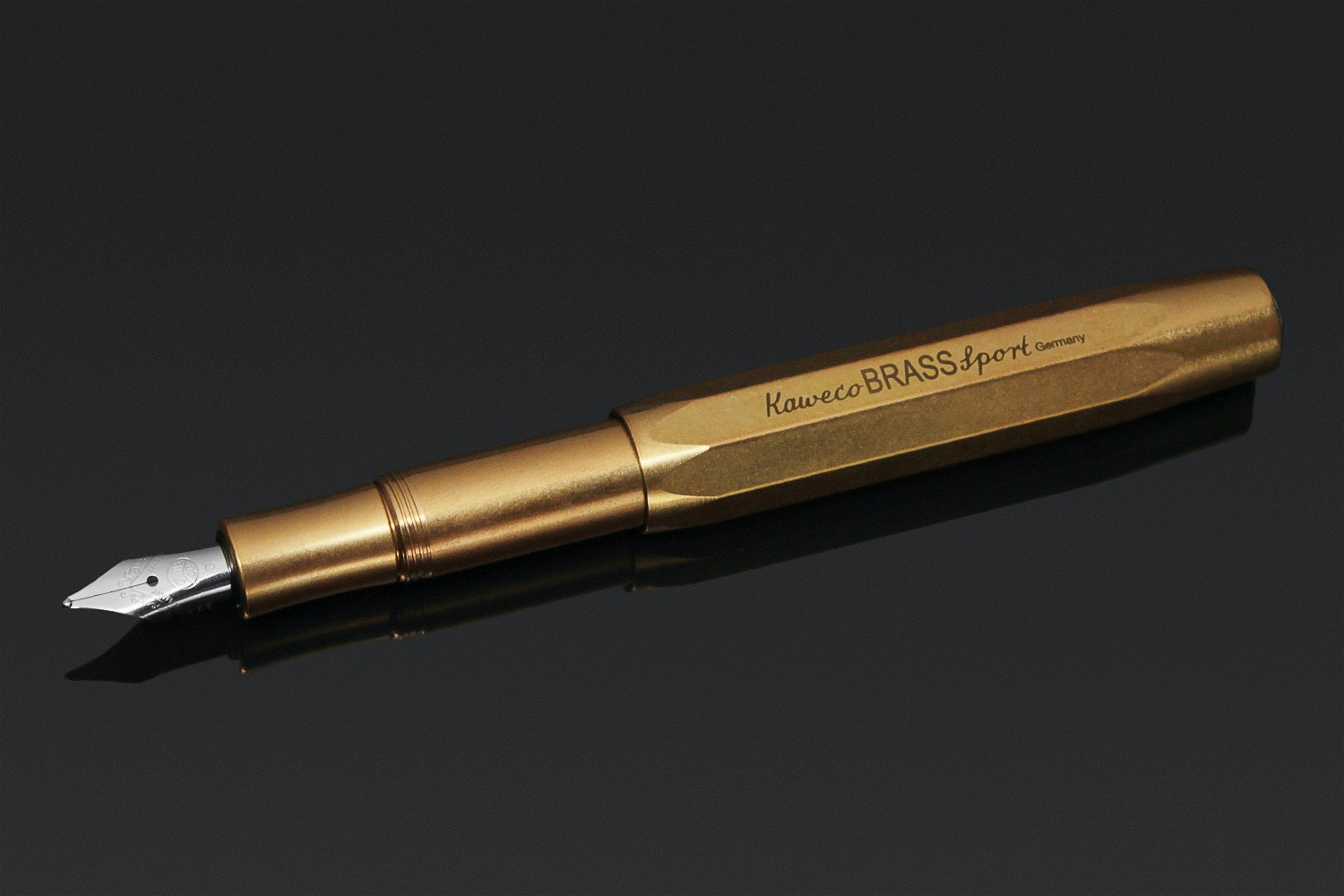 Kaweco Brass Sport Fountain Pen