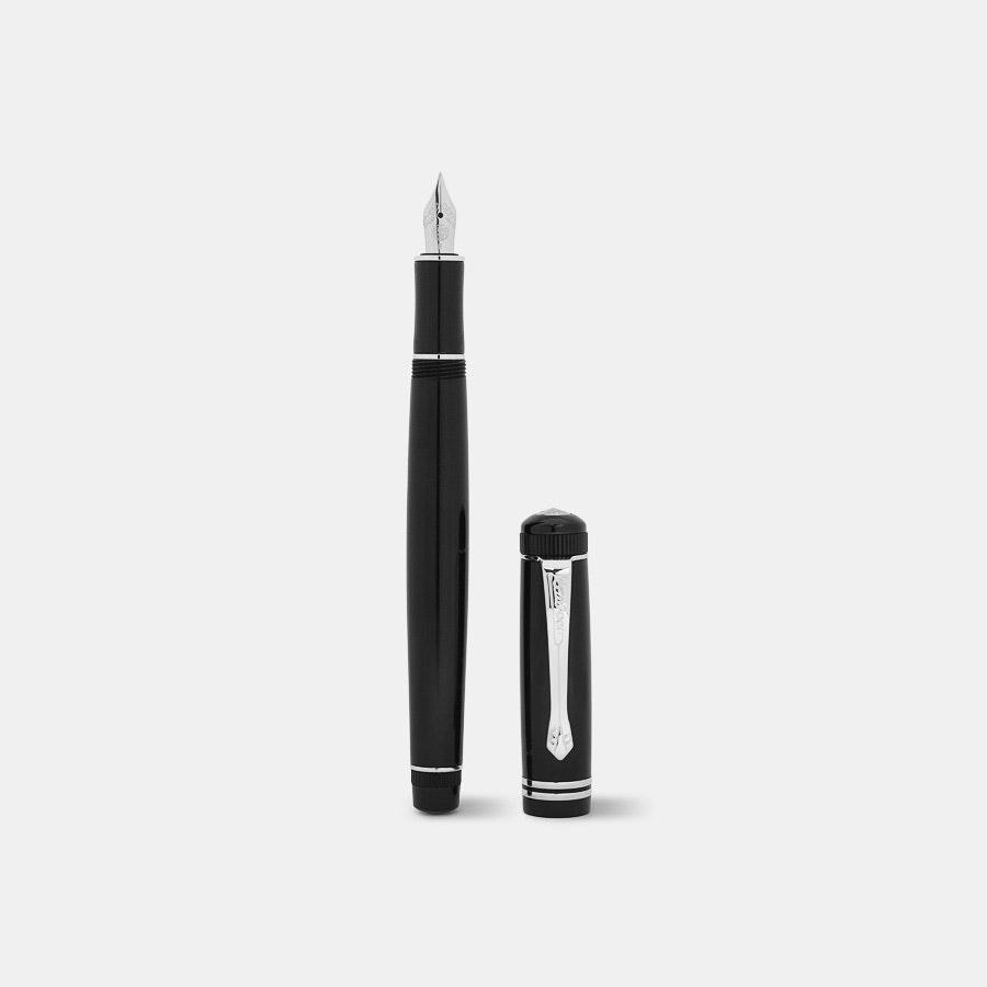 Kaweco Dia2 Black & Chrome Fountain Pen