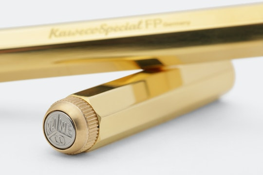 Kaweco Special Brass Fountain Pen