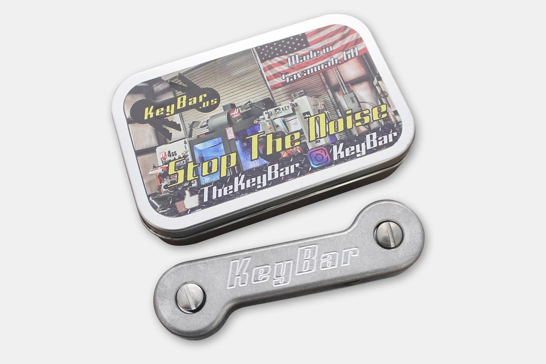 KB Flipper for KeyBar (Designed by Ferrum Forge)