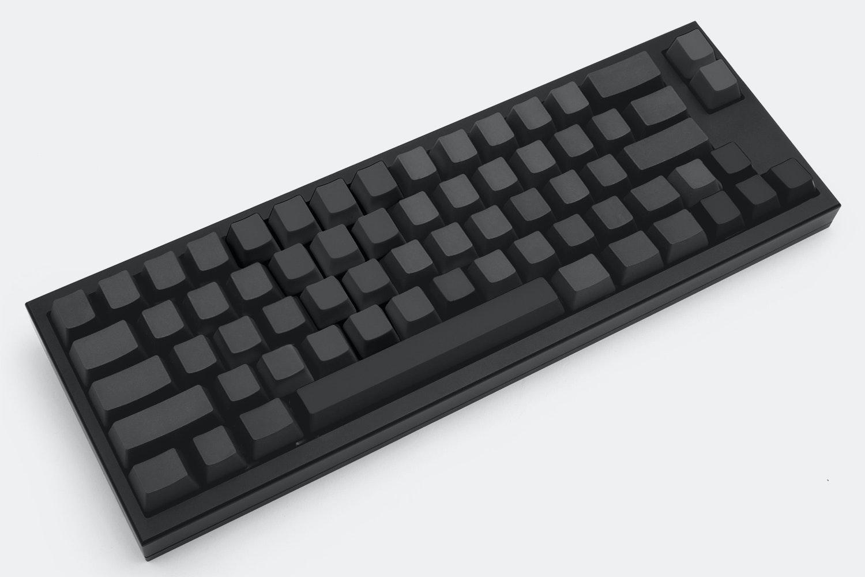 Blank PBT Keycaps - Black (+ $15)
