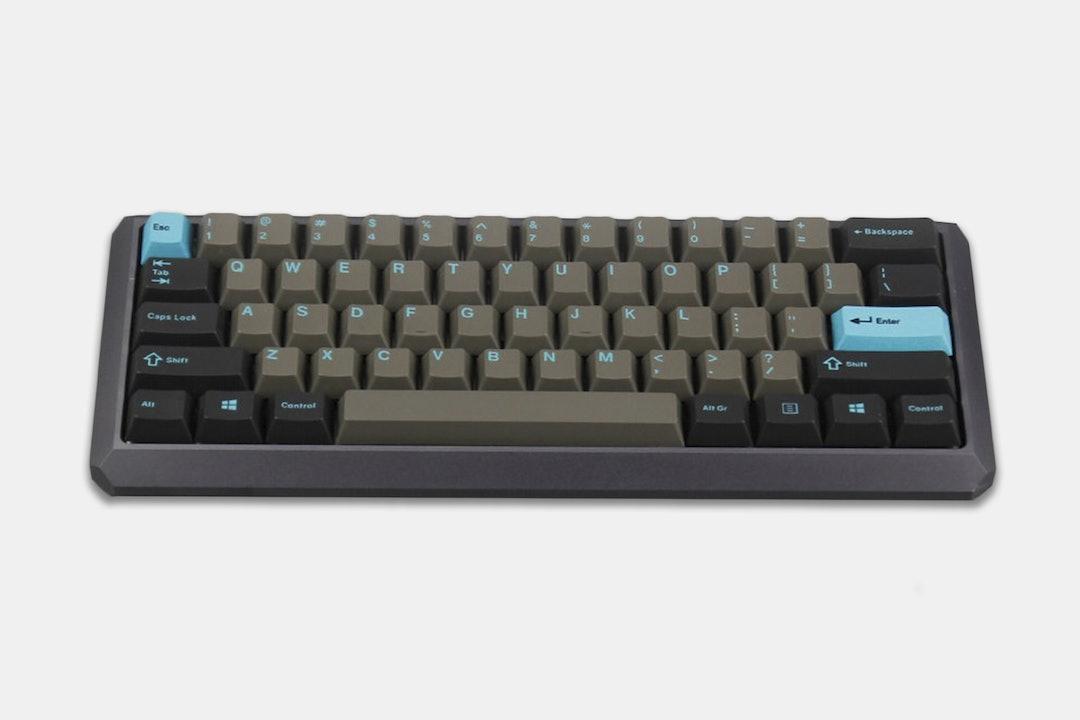 KBDFans 5° 60% Aluminum Mechanical Keyboard Case