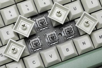 KBDfans 5-Degree 75% Aluminum Keyboard Kit