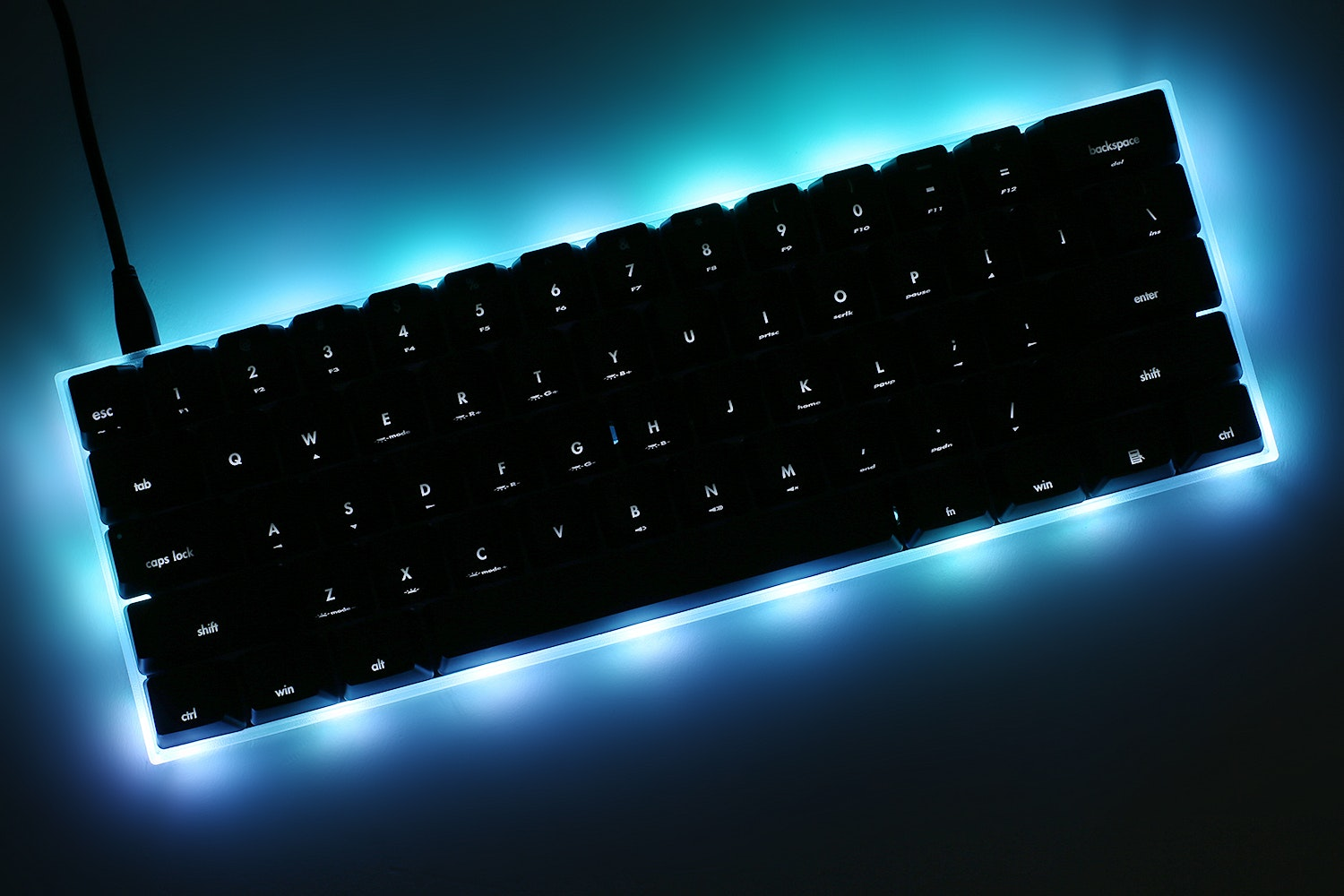 KBParadise V60 Type R Mechanical Keyboard