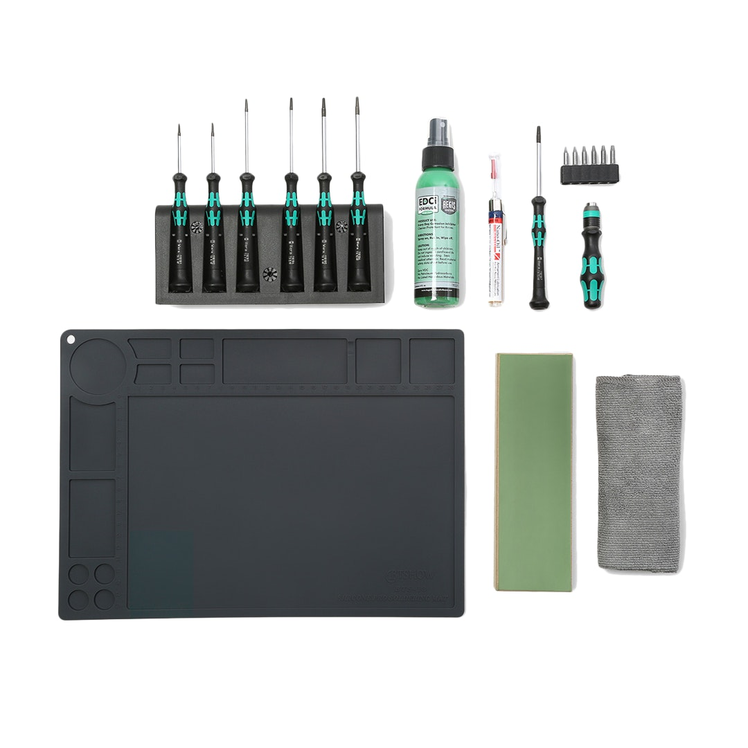 KC Tool Knife Maintenance Kit – Massdrop Exclusive