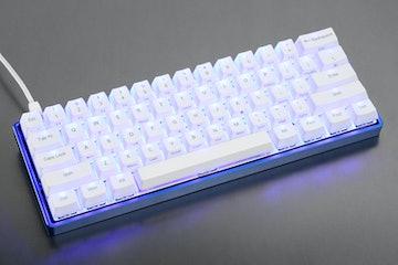 PBT White with Laser Engraved Legends - OEM