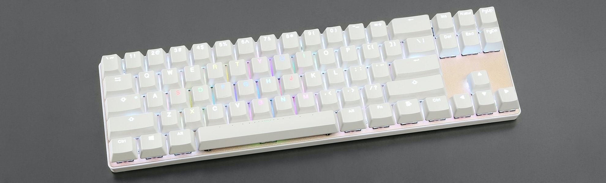 KC71 RGB Bluetooth Typist Mechanical Keyboard