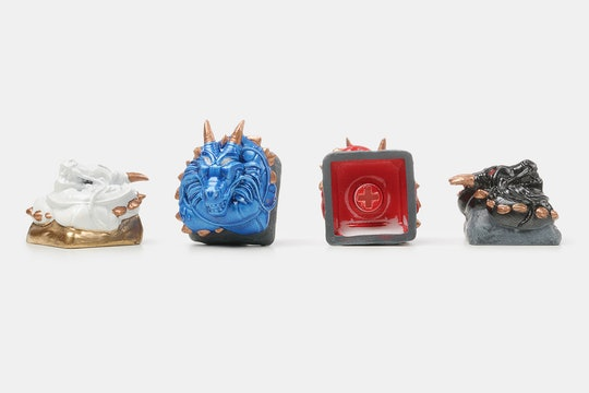 KeBo Store Dragon Artisan Keycap