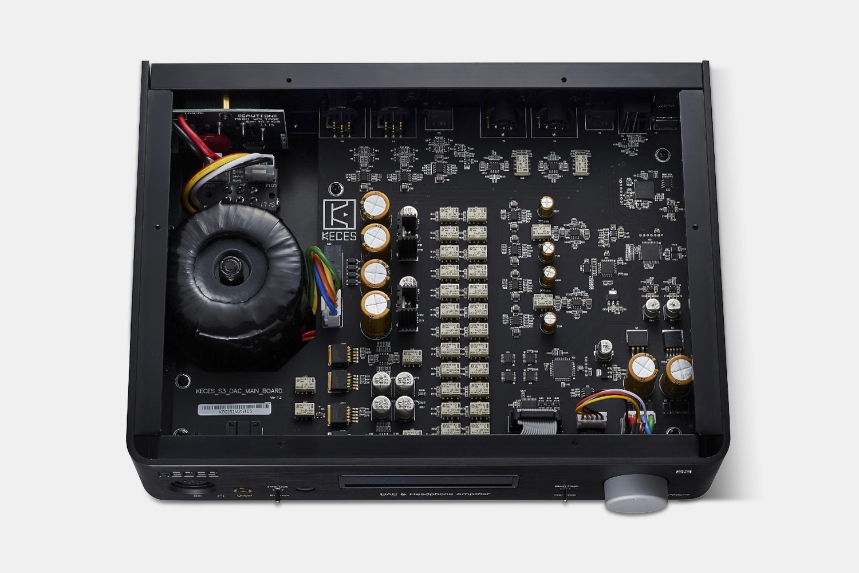Keces S-3 Balanced DAC/Amp