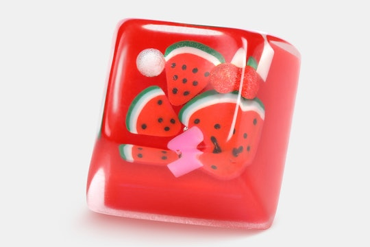 KeebMonkey Fresh Fruits Artisan Keycap