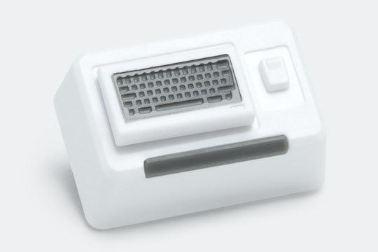 Keebmonkey Vintage Computer Modular Artisan Keycap