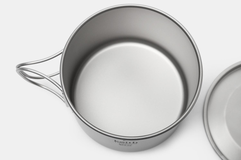 Keith Titanium Ti3209 900ml Single-Wall Mug