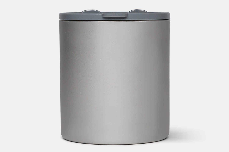 Keith Ti3306 Double-Wall Titanium Mug
