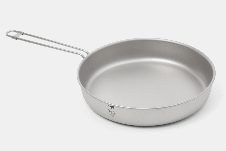 Ti6034 frying pan